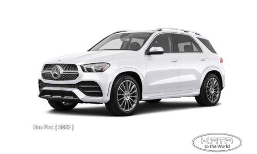 Thảm lót sàn Mercedes GLE 450 2020