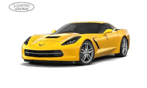 Chevrolet Corvette C7 Red Edition