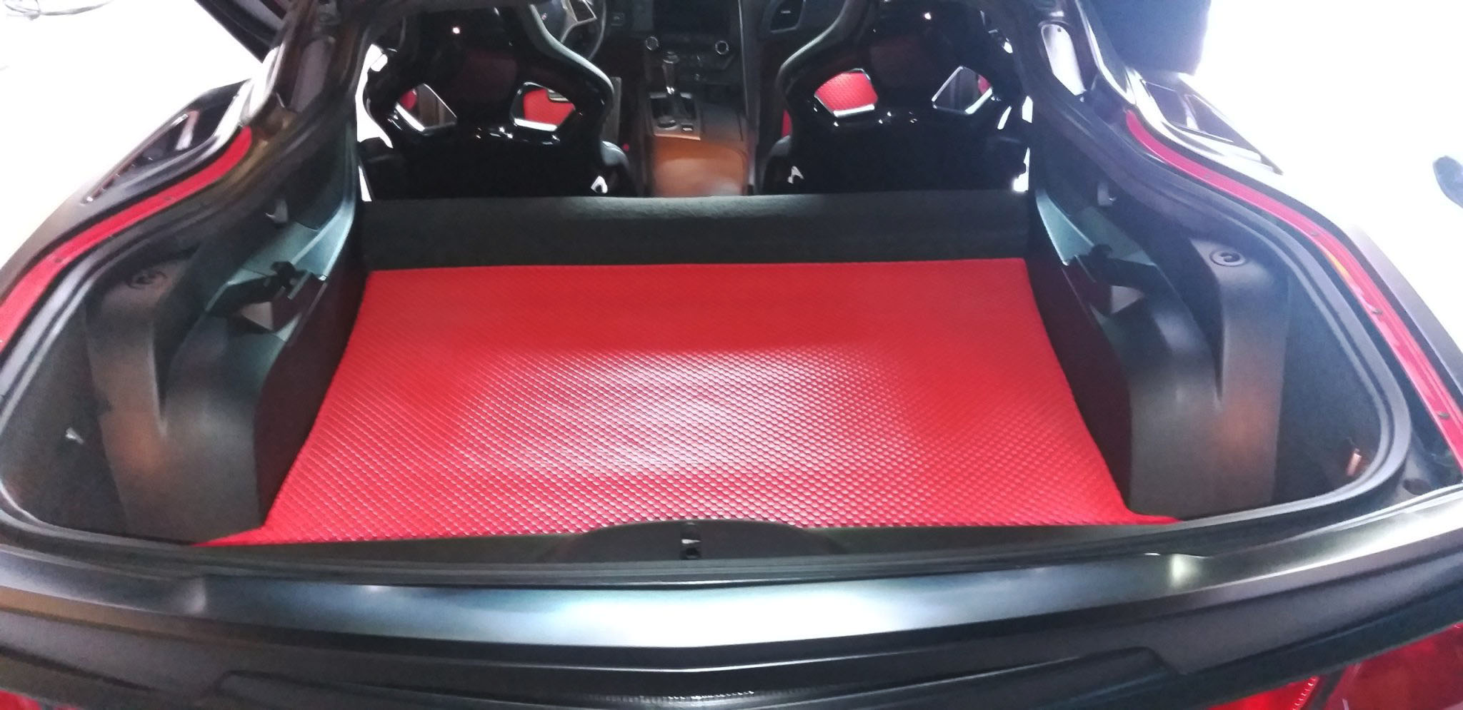 Thảm lót cốp Chevrolet Corvette C7