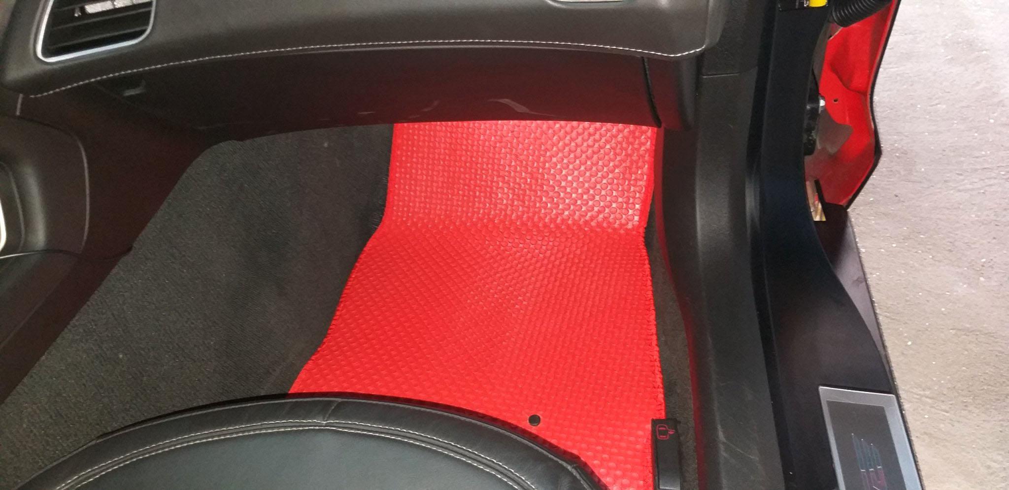 Thảm lót sàn Chevrolet Corvette C7