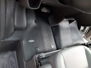 Thảm lót sàn Ford Tourneo