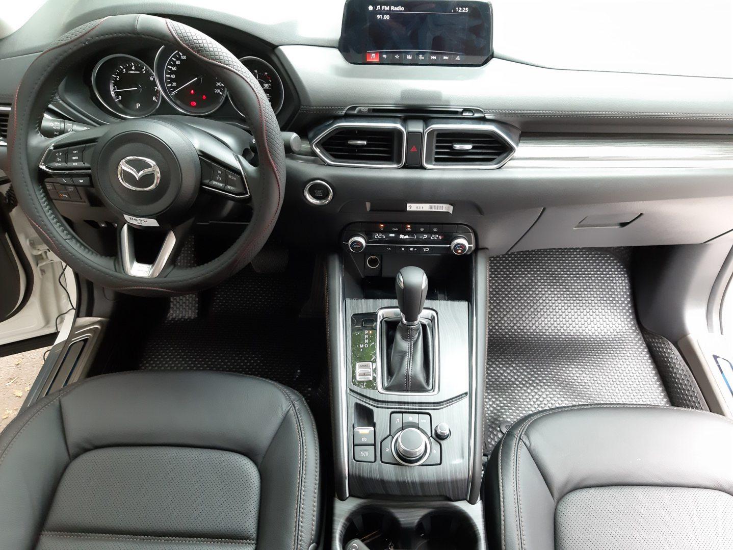 Thảm lót sàn Mazda Cx-5 2020