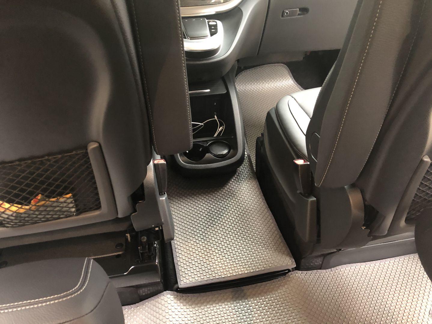 Thảm lót sàn Mercedes V250 2020
