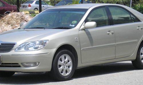 Thảm lót sàn Toyota Camry 2006