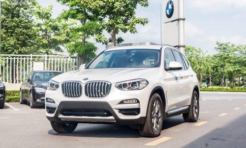 Thảm lót sàn BMW X3 2020