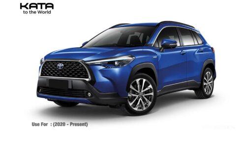 Thảm lót sàn Toyota Corolla Cross 2020-2021