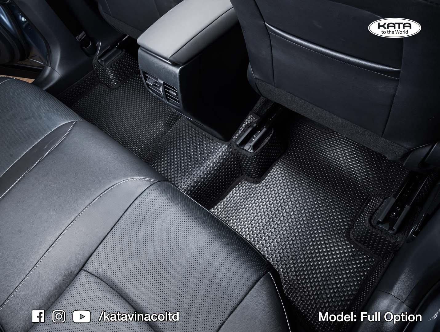 Thảm Toyota Cross phiên bản Full Option KATA