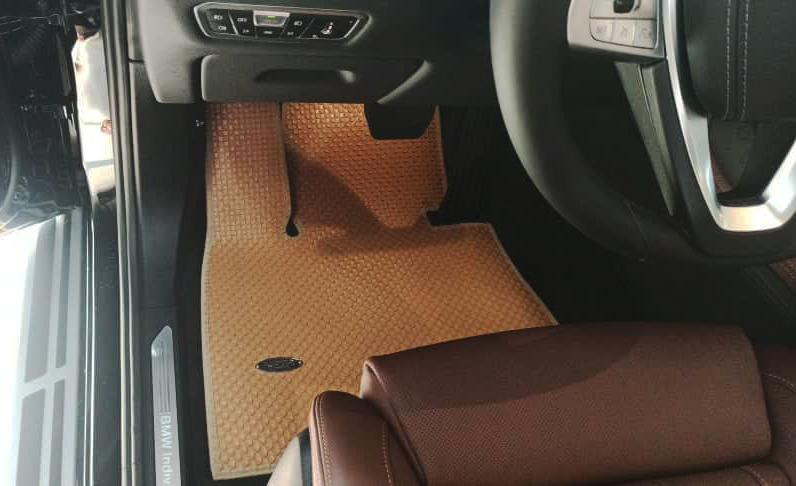Thảm lót sàn BMW X7 2020