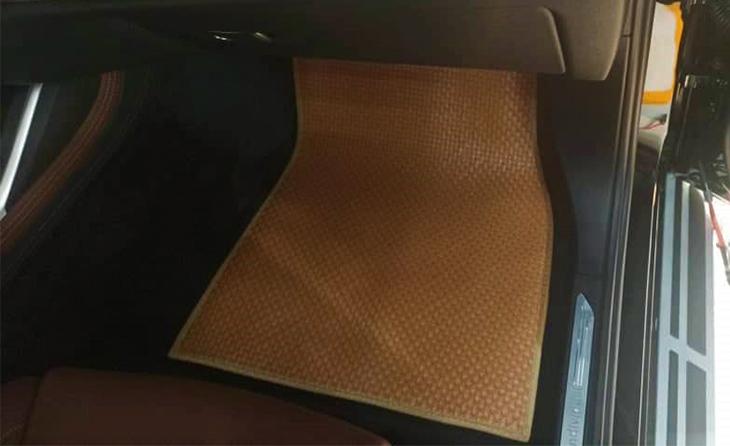 Thảm lót sàn Backliners BMW X7