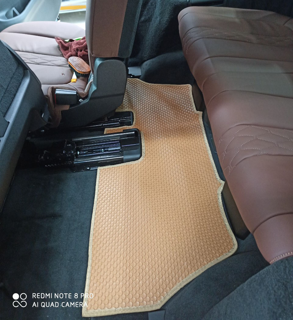 Thảm lót sàn KATA BMW X7