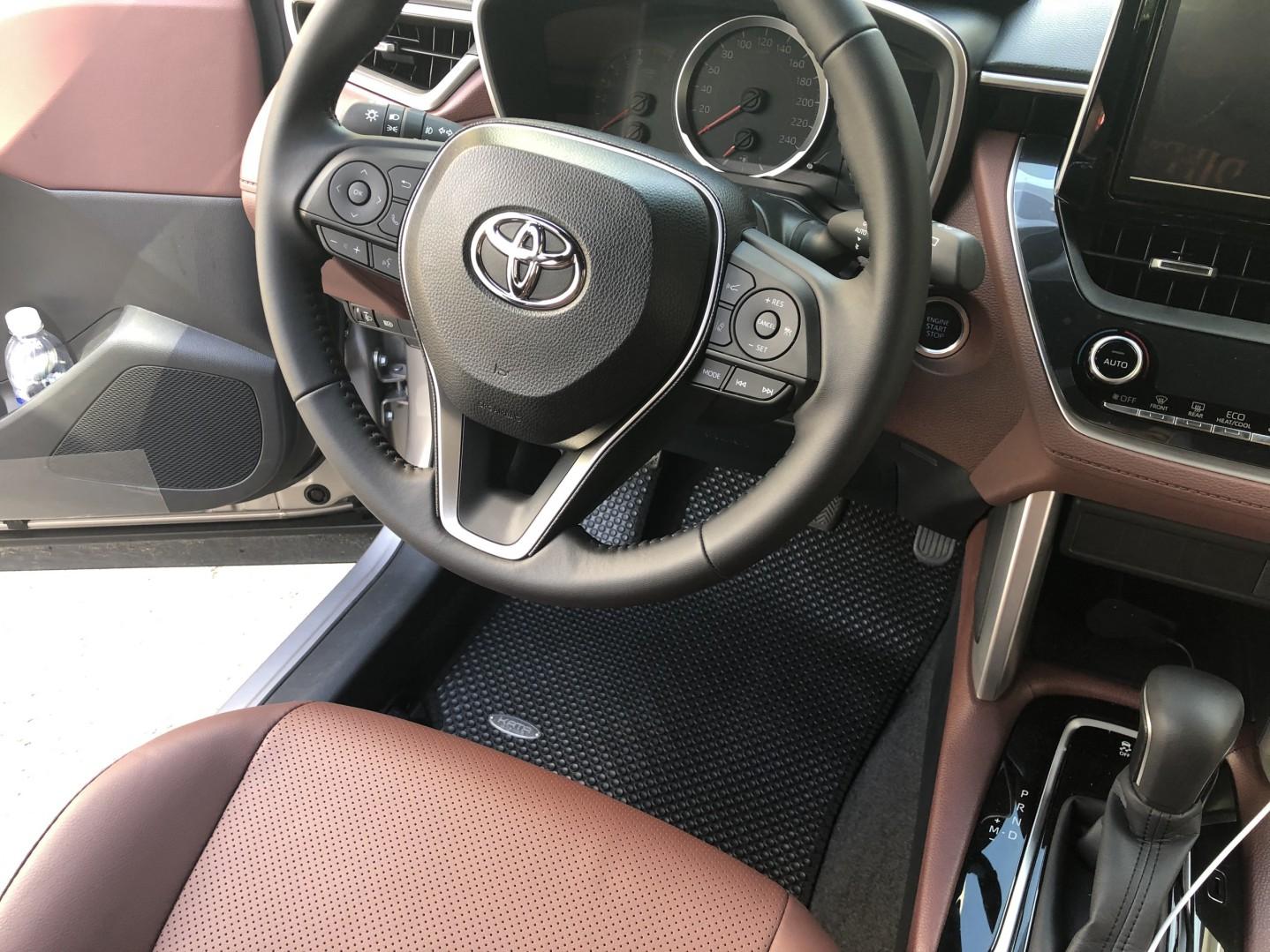 Thảm lót sàn Backliners Toyota Cross 2020