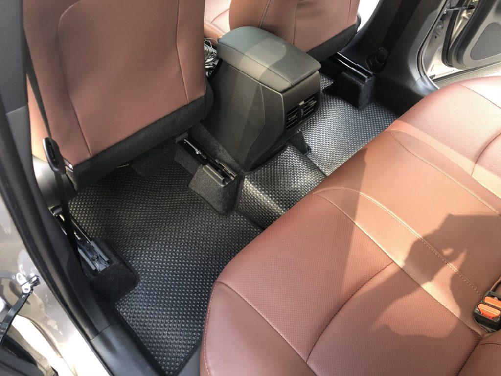 Thảm lót sàn KATA Toyota Cross 2020
