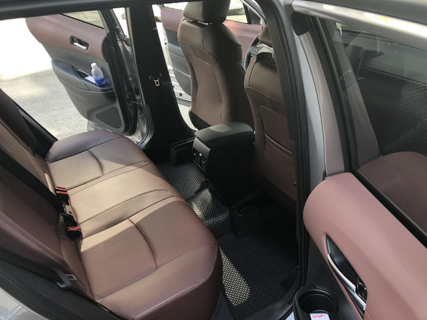 Thảm lót sàn Toyota Corolla Cross 2020