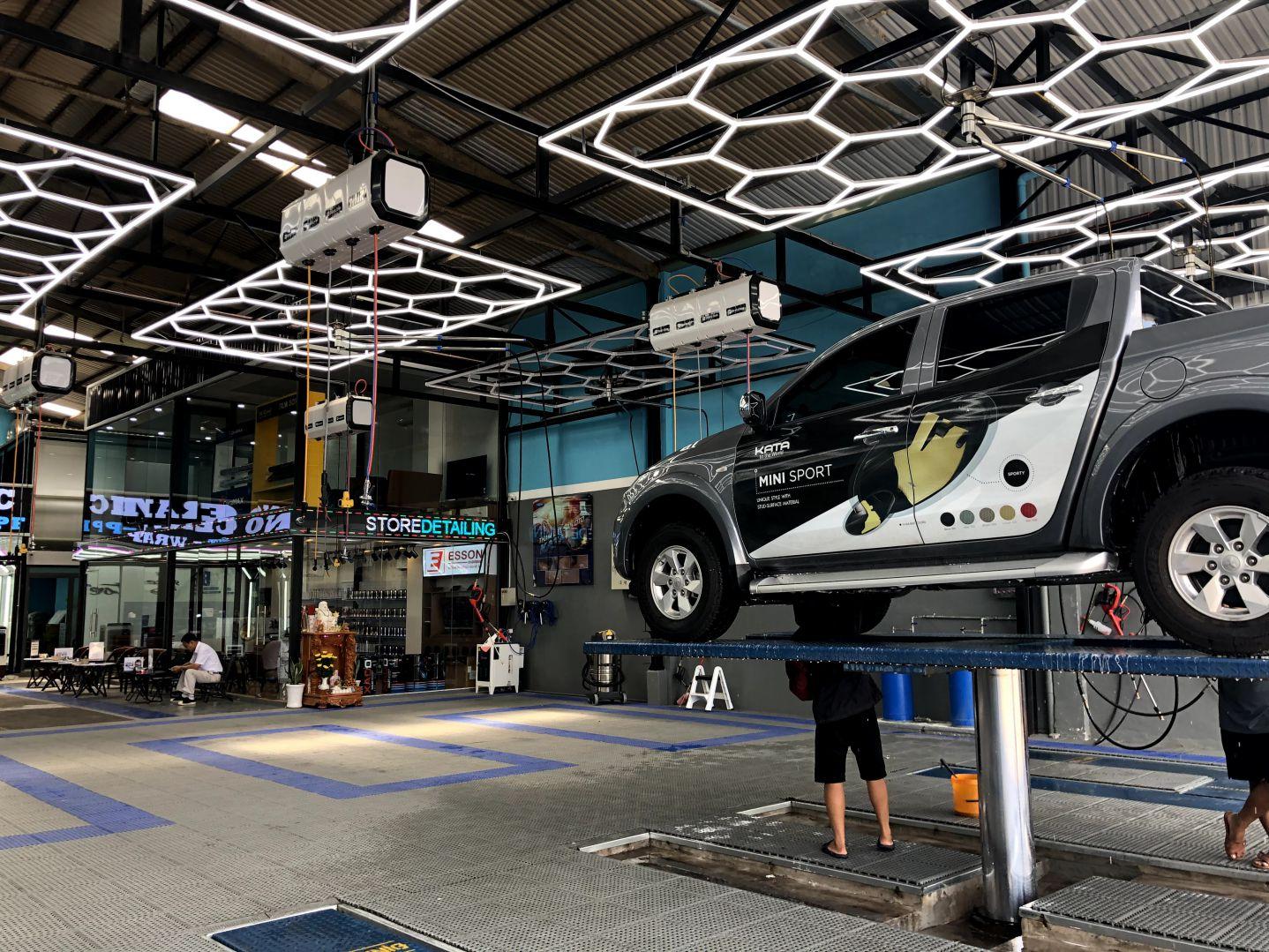 Nhà sản xuất thảm lót sàn ô tô KATAMats