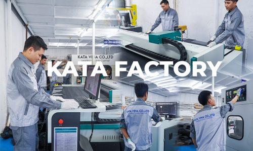 Nhà máy sản xuất thảm lót sàn KATA