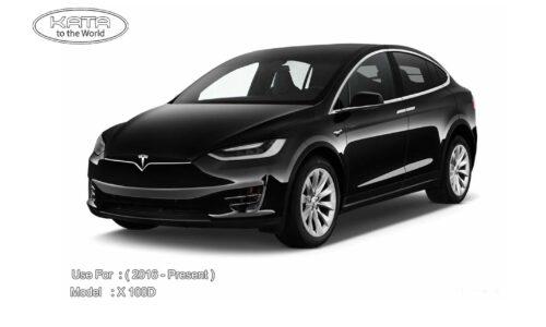 Thảm lót sàn Tesla Model X 2020
