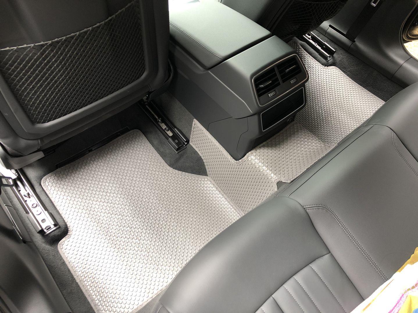 Thảm lót sàn Audi A6 2020 thế hệ thứ 5
