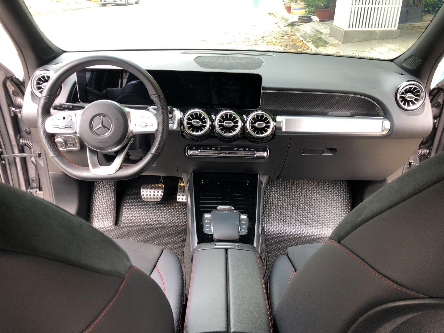 Thảm lót sàn Mercedes GLB 2020