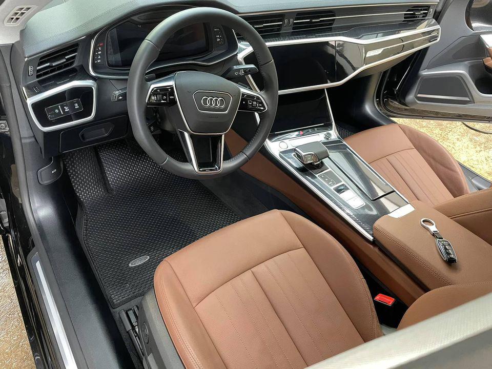 Thảm lót sàn Audi A7 2020