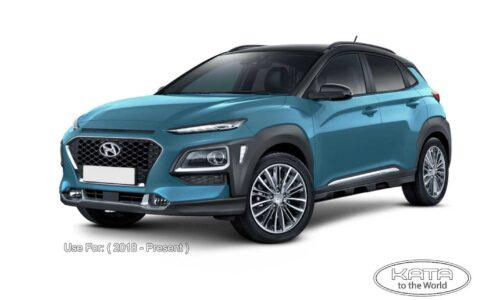 Thảm lót sàn Hyundai Kona (2018-2021)