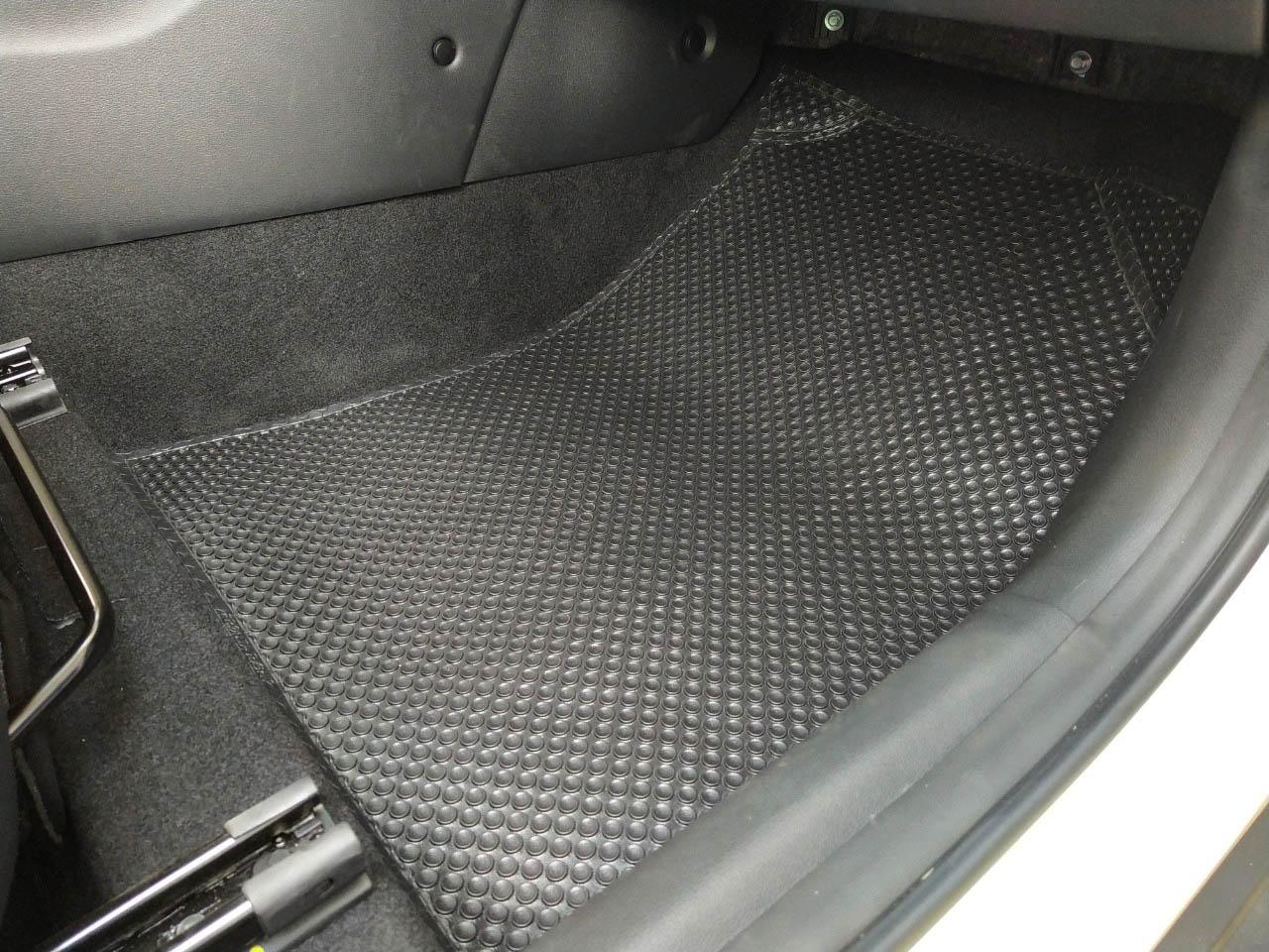 Thảm lót sàn Hyundai Kona phiên bản Premium