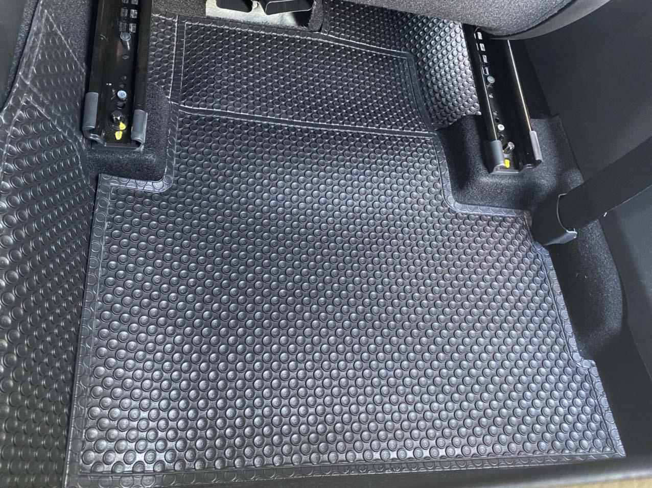Phiên bản ép nhiệt thảm Hyundai Kona