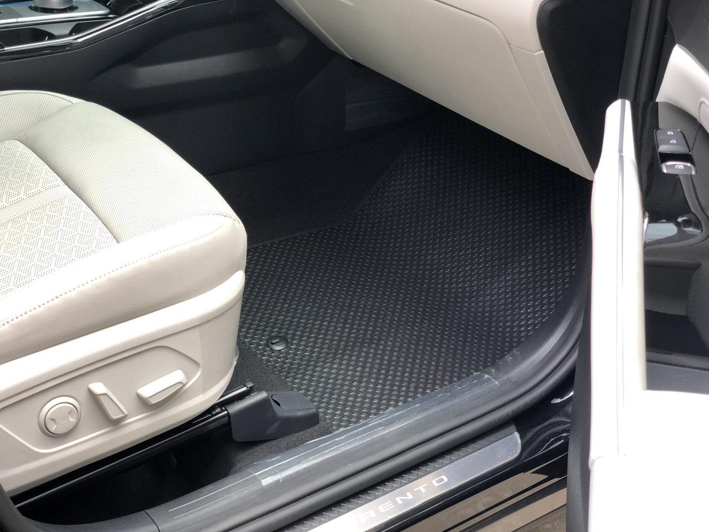 Thảm lót sàn Kia Sorento 2021 Deluxe