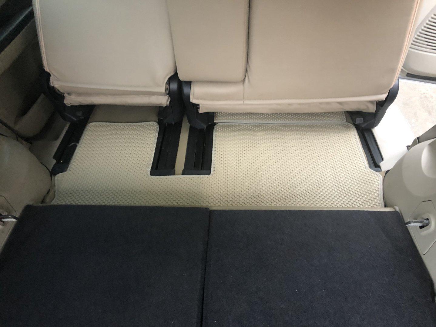 Thảm lót sàn KATA Mitsubishi Grandis