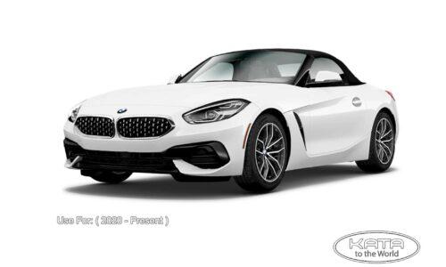 Thảm lót sàn BMW Z4 2021