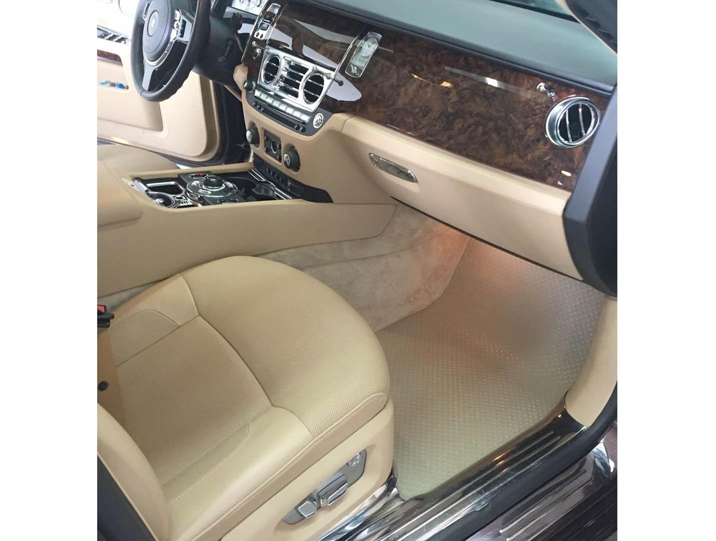 Thảm lót sàn Rolls Royce Ghost