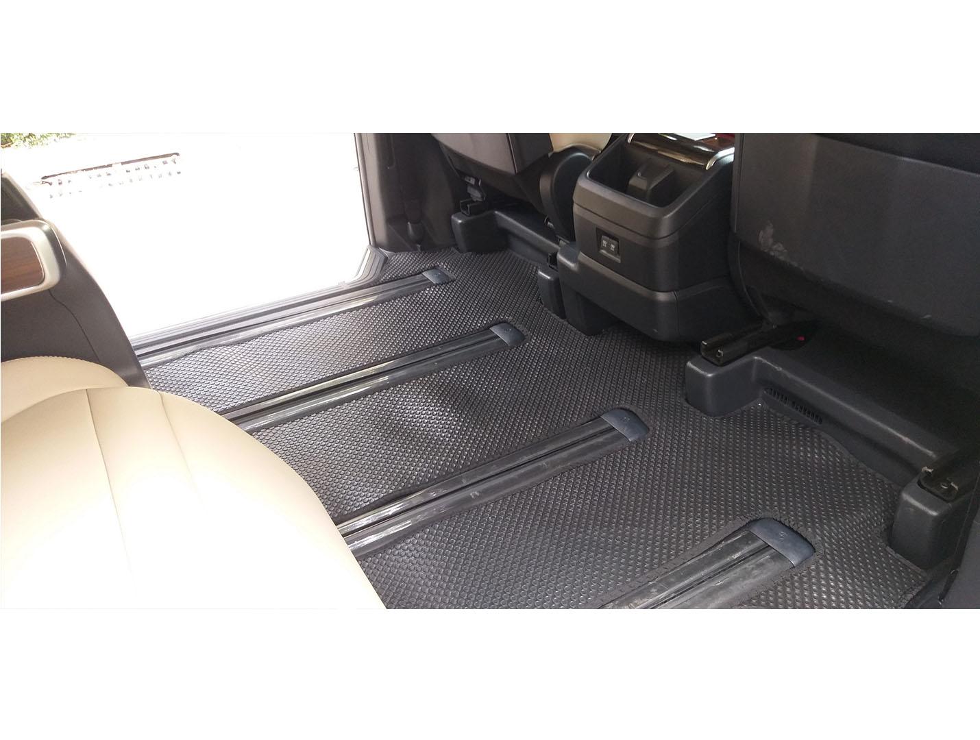 Thảm lót sàn KATA Toyota Granvia 2021