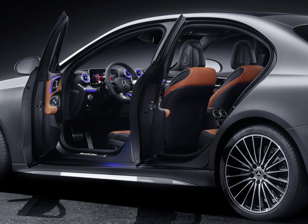 Mercedes C Class 2022 W206