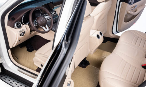 Thảm lót sàn Mercedes GLC bản KATA Pro (2016-2021)