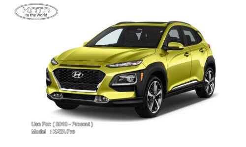 Thảm lót sàn Hyundai Kona bản KATA Pro