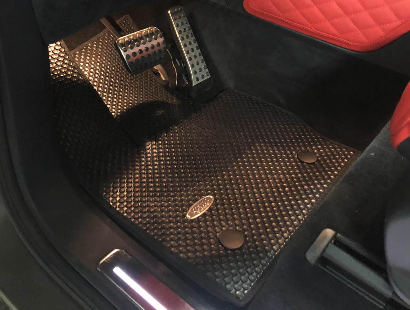 Thảm lót sàn Mercedes G63 AMG 2020