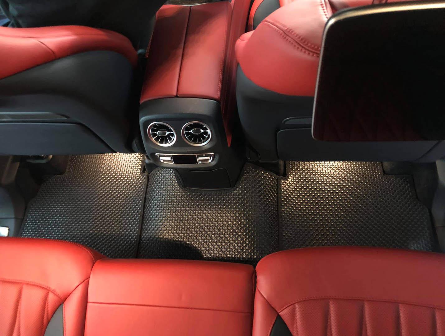 Thảm lót sàn Mercedes-AMG G63