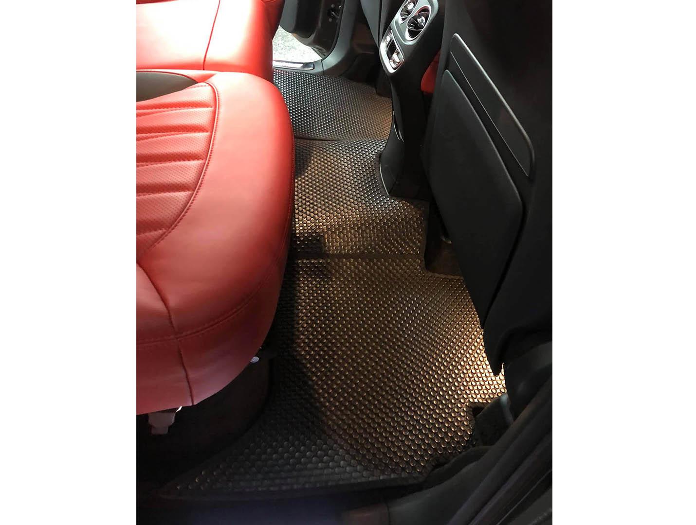Thảm lót sàn Mercedes G63 AMG 2021