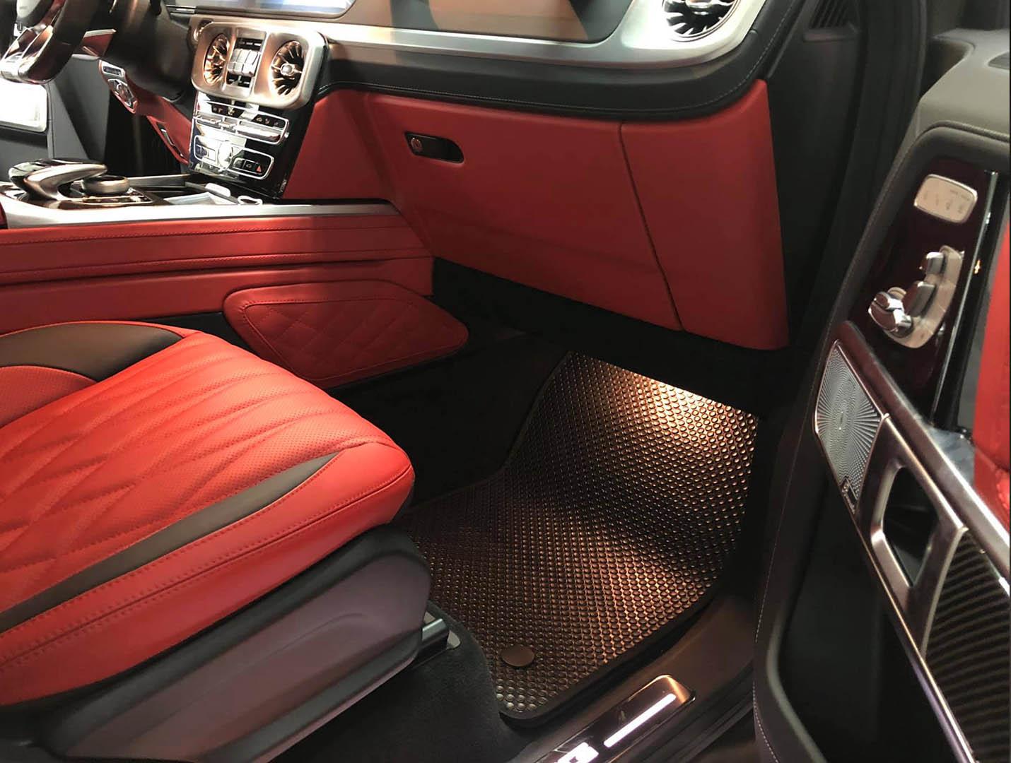 Thảm lót sàn Mercedes G63 AMG