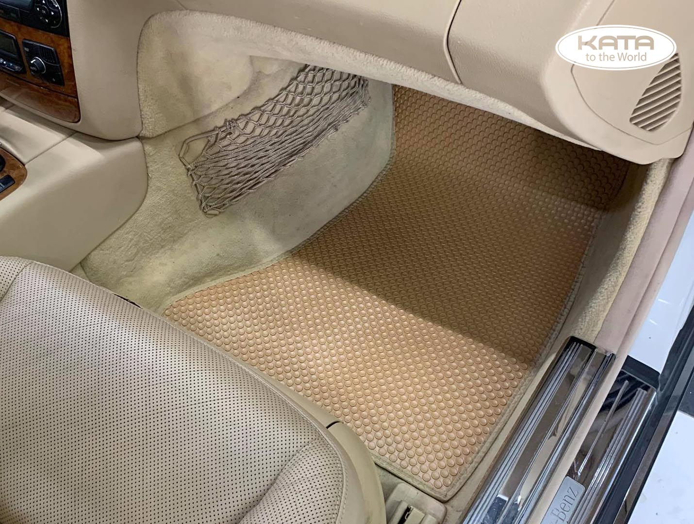Thảm lót sàn Mercedes S430 2003