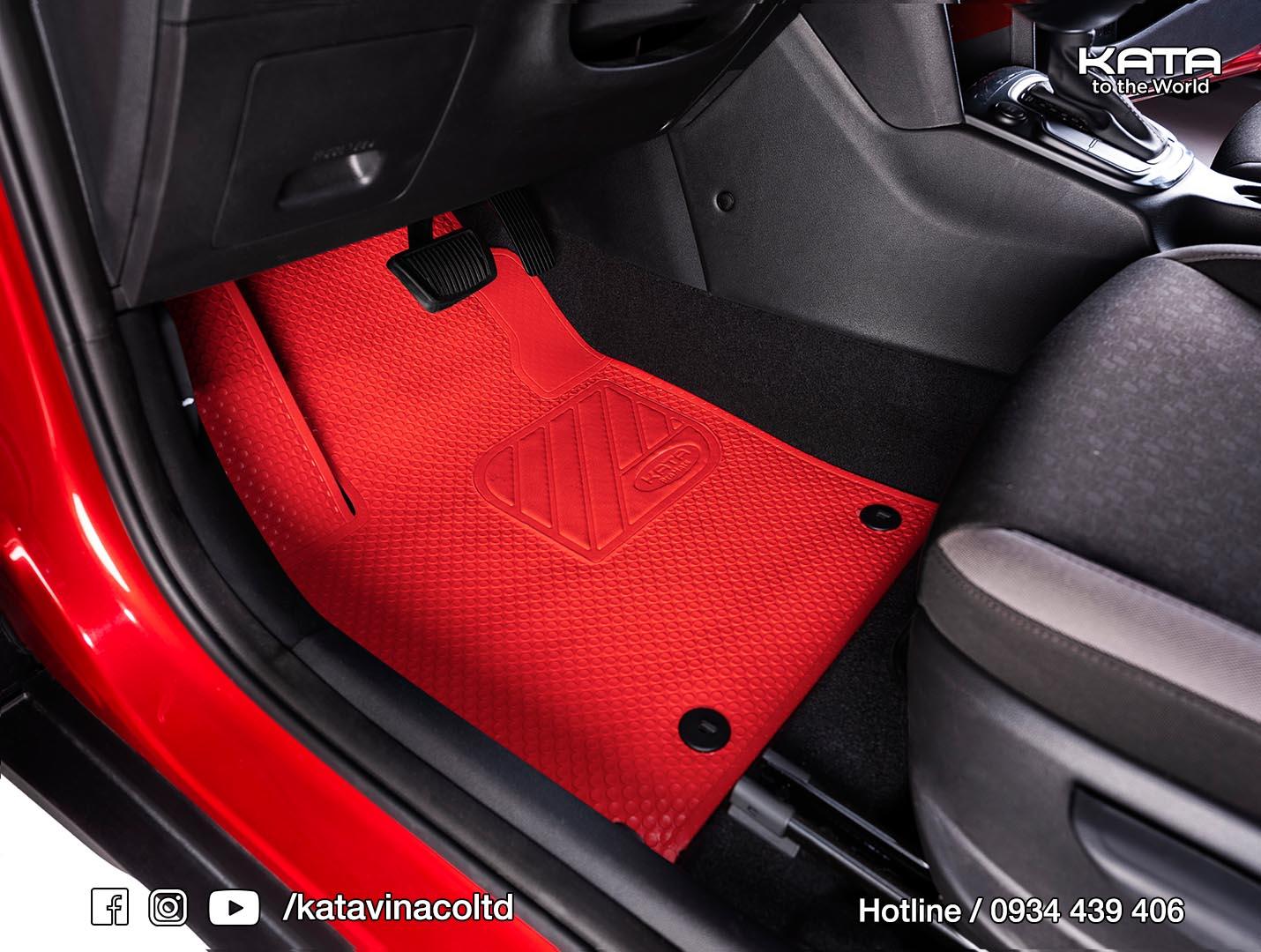 KATA Pro thảm Hyundai Kona