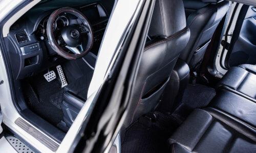 Thảm lót sàn Mazda CX5 bản KATA Pro (2018-2021)