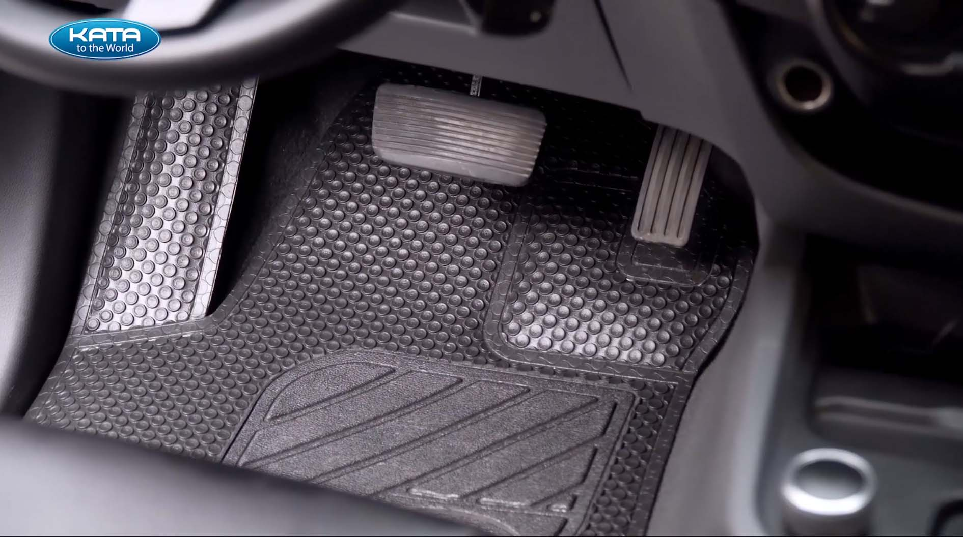 Thảm lót sàn Ford Ranger bản KATA Pro