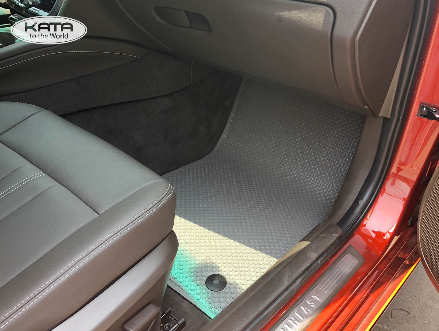 Thảm lót sàn Vinfast Lux A bản KATA Pro