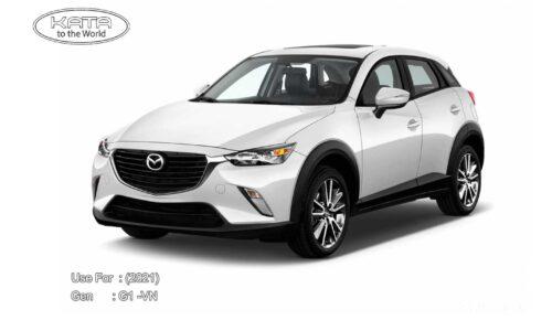Thảm lót sàn Mazda CX-3 2021