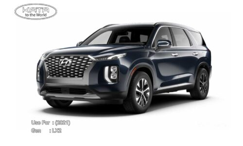 Thảm lót sàn Hyundai Palisade 2021