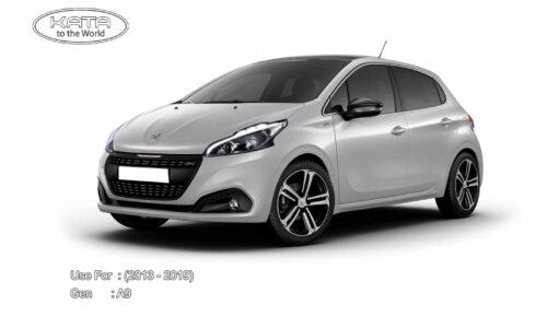 Thảm lót sàn Peugeot 208 (2013-2019)