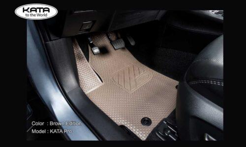 KATAMats – Brown Edition: Nâu Trang Nhã