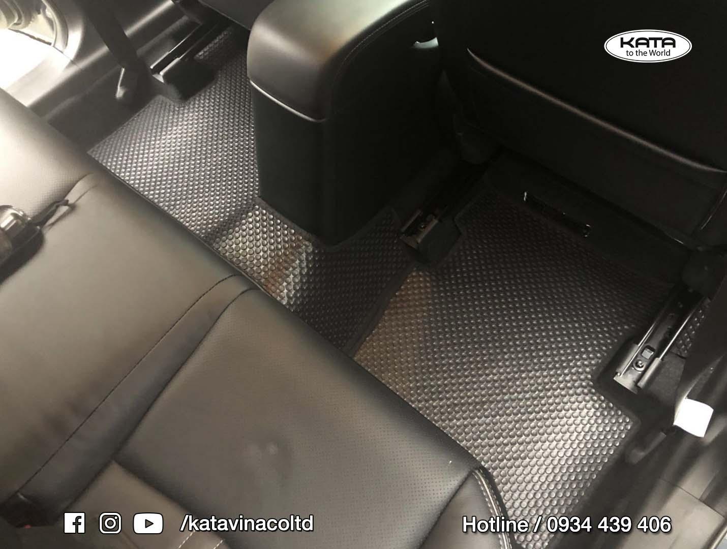 Thảm lót sàn Mazda CX-3 3021