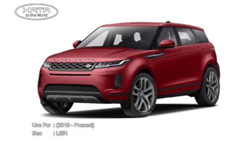 Thảm lót sàn Range Rover Evoque 2021