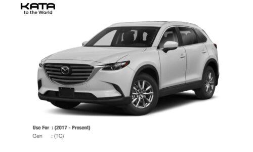 Thảm lót sàn Mazda CX-9 2020 (2017-2021)